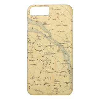 Principal Stars Visible to Great Britain iPhone 8 Plus/7 Plus Case