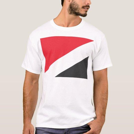 Principality of Sealand flag T-Shirt