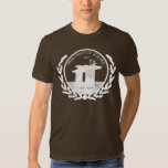 principality of sealand seal crest tee shirts