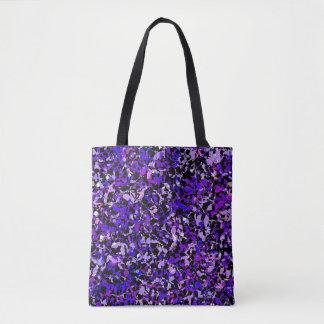 Principally Purple Tote Bag