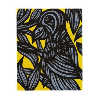 Principled Healing Angelic Imaginative Wood Prints