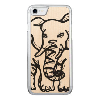 Principled Vital Plentiful Kind Carved iPhone 8/7 Case