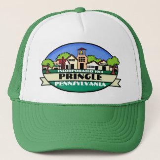 Pringle Pennsylvania small town green hat