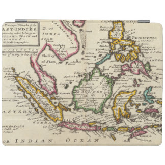 Prinicipal islands of the East Indies iPad Cover