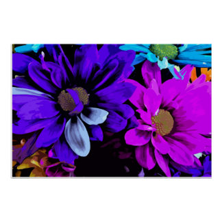 Print - Bright Blossoms 4725D