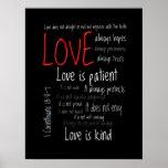 Print - Love is Patient Mix 2