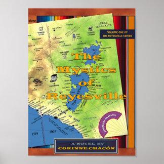 Print - Mystics of Reyesville Book Cover