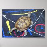 "Print of Koopa painting ""Untitled #2"""