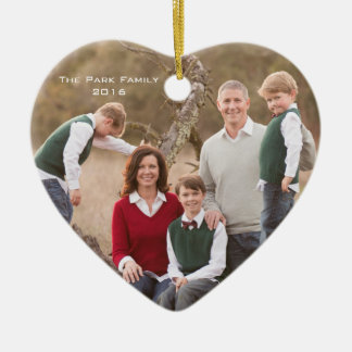 Print on an ORNAMENT - Add pics and text!