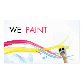 print shop business card