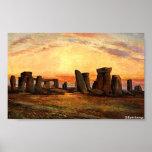 Print - Stonehenge, Wiltshire