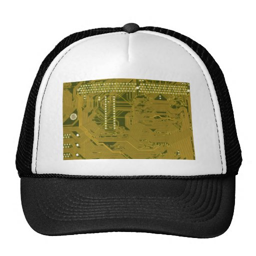 Printed Circuit board wiring Hats