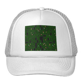 Printed Electronic Circuit Board Cap