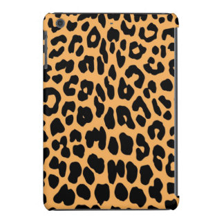 Printed layer Leopard iPad Mini Retina Case