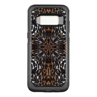 Printed Tiger Bling Pattern OtterBox Commuter Samsung Galaxy S8 Case