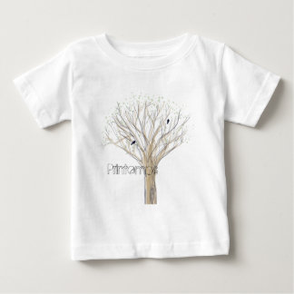 Printemps, spring birds infant T-Shirt