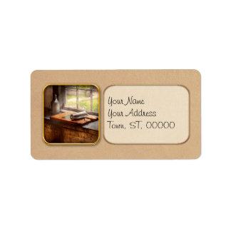 Printer - A hope and a brayer Address Label