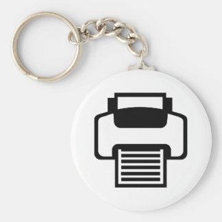 Printer Keychain
