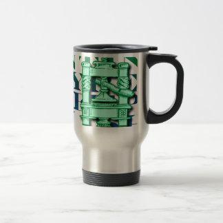 Printing Press Travel Mug