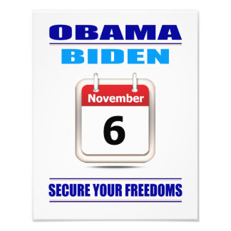 Prints Secure Your Freedoms Photo