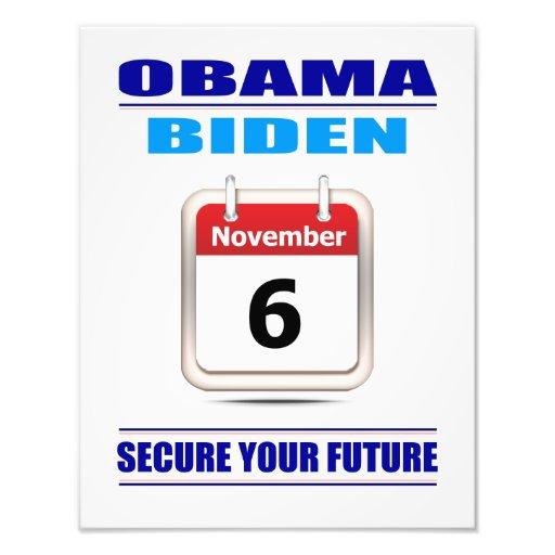 Prints: Secure Your Future Photographic Print