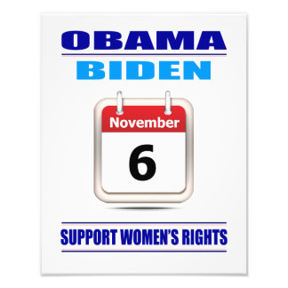Prints Support Women s Rights Photographic Print