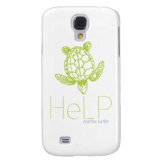 Priority species: Marine turtles Galaxy S4 Case