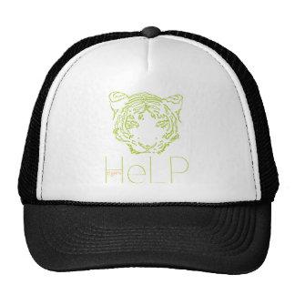 Priority species: Tiger Trucker Hats