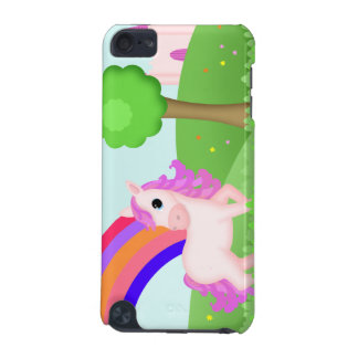 Priscilla the Pink Princess Pony Cartoon Scene iPod Touch 5G Covers