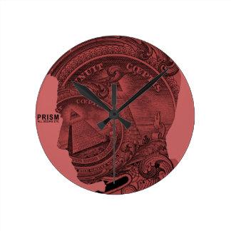 PRISM - All Seeing Eye - Raspberry Clocks