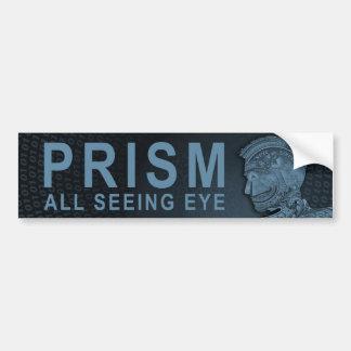 PRISM - All Seeing Eye - Slate Bumper Sticker