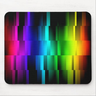 Prism Fractions Mouse Mat