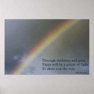 Prism Of Light Print