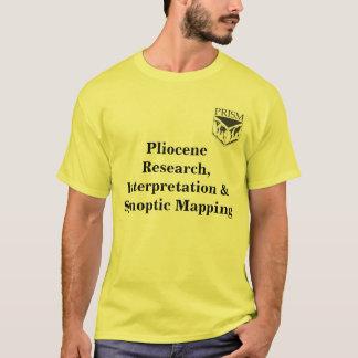 prism, Pliocene Research, Interpretation & Syno... T-Shirt