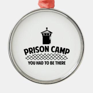 Prison Camp Christmas Ornament