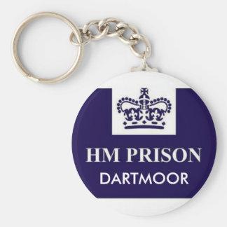 Prison, DARTMOOR Key Ring