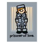 prison kite. post cards