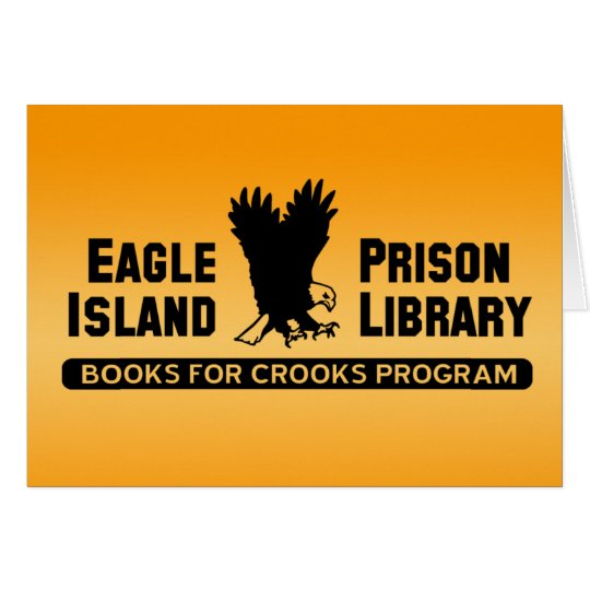 Prison Library Card
