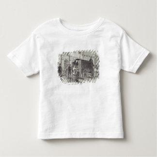 Prison Van taking up Prisoners at the House of Det Toddler T-Shirt
