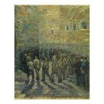 Prisoners Exercising, van Gogh, Vintage Fine Art