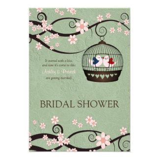 Prisoners of Love Bridal Shower Invitation