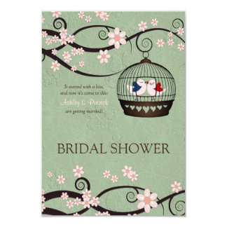 Prisoners of Love Bridal Shower Invitation