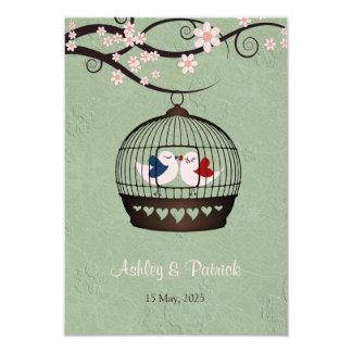 Prisoners of Love Reception Wedding Invitation