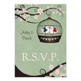 Prisoners of Love RSVP Invitation