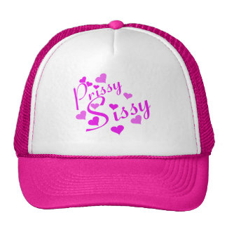Prissy Sissy Cap