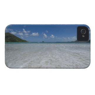Pristine Tropical White Beach iPhone 4 Cover
