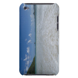 Pristine Tropical White Beach iPod Case-Mate Cases