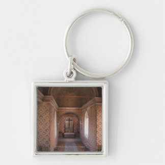 Private Chapel In Sintra National Palace Key Ring