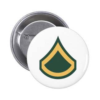 Private First Class 6 Cm Round Badge