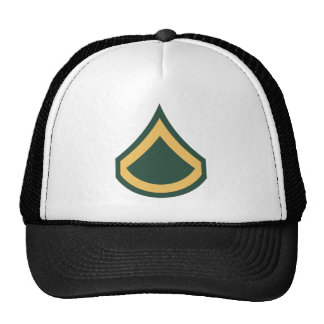 Private First Class Trucker Hats